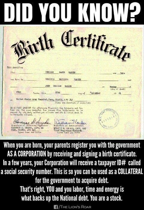 Birth Certificate Mario Pinterest Birth Certificate