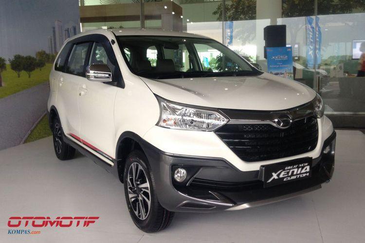Grand New Xenia 2019 Dari Daihatsu Dengan Mesin Berkapasitas 1500