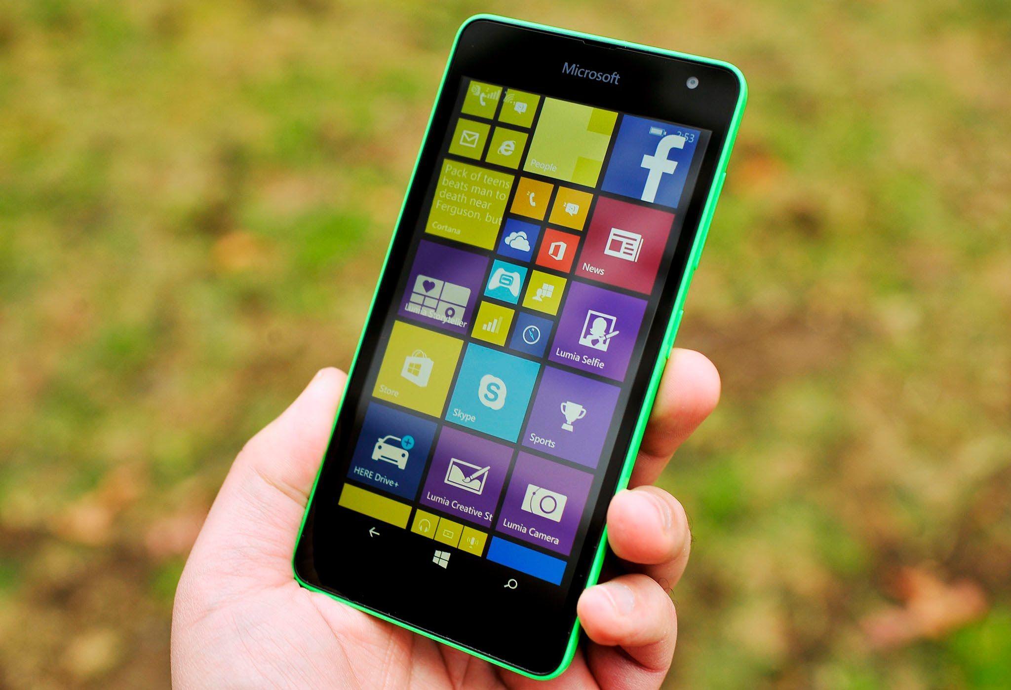 Microsoft Lumia 535 tour and first impressions