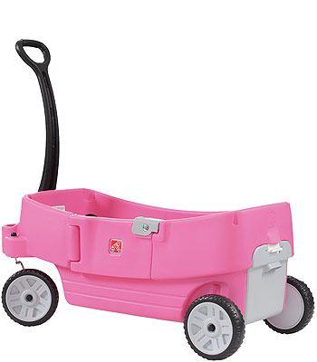 Step 2 All Around Wagon Pink
