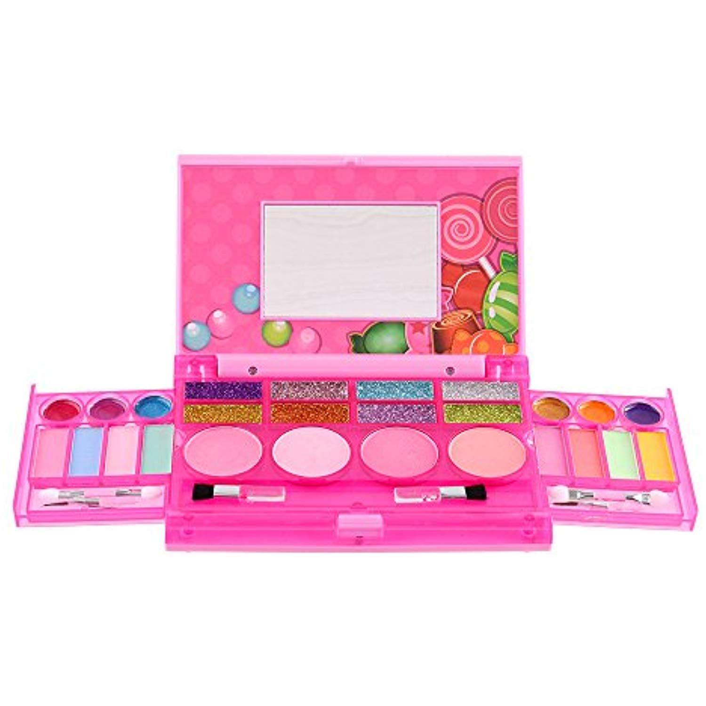 Sweet Glitz Kids Pretend Play Makeup Kit Designer