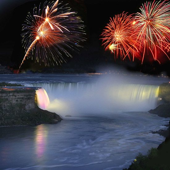 Niagara Falls, Canada  | Food & Wine