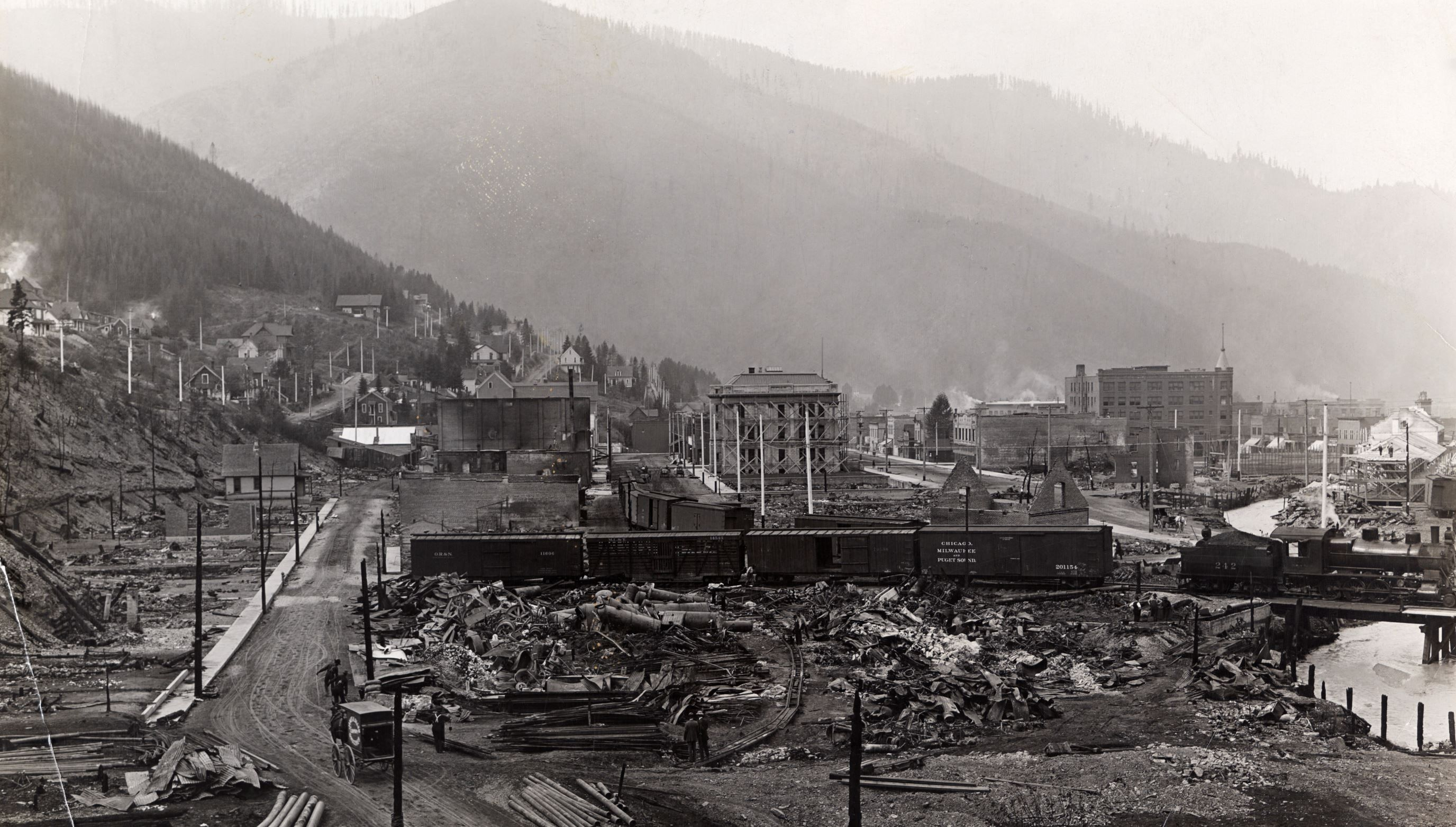 Worst Natural Disasters In Washington State History