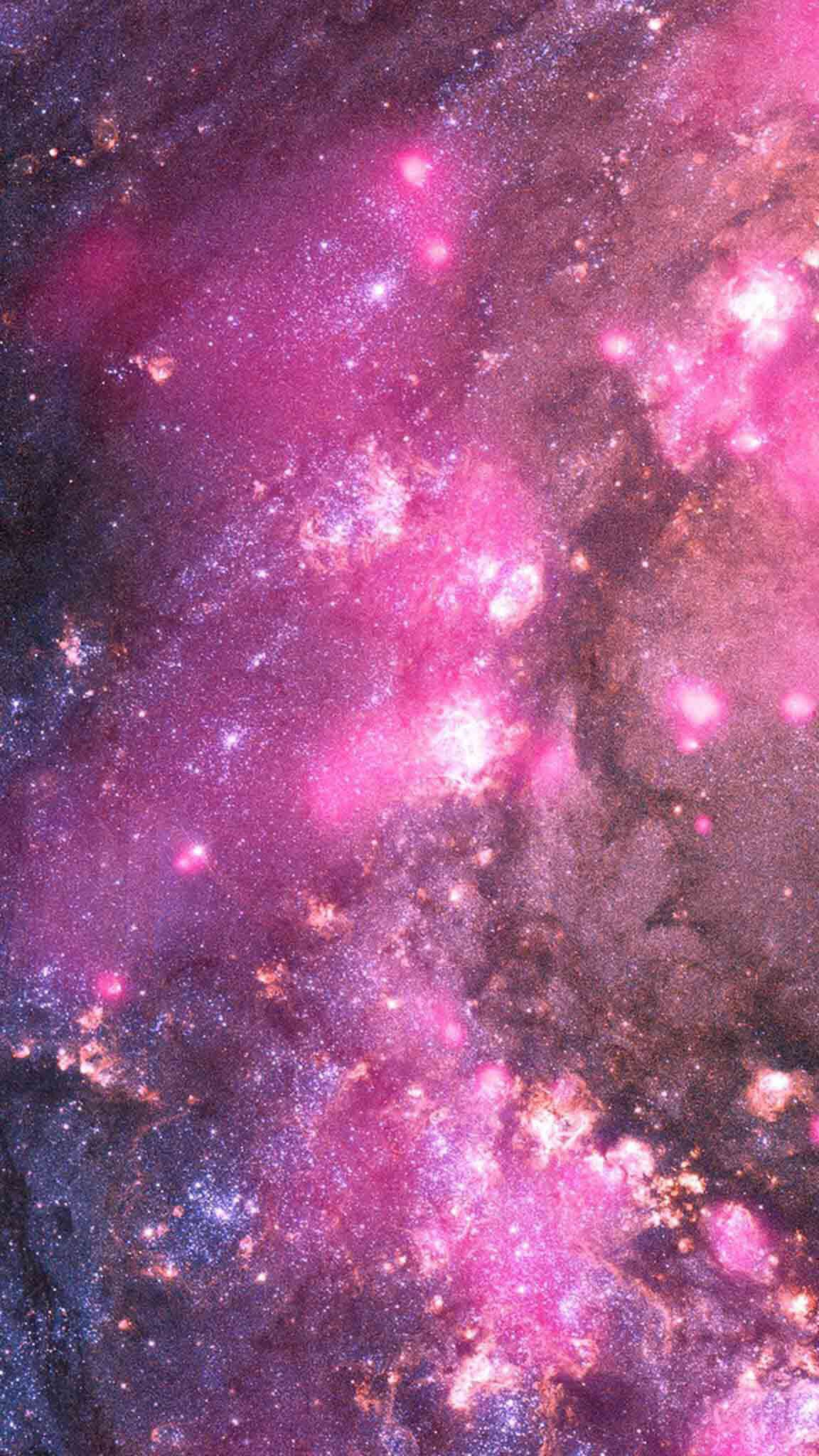 Space Pink Color Iphone Wallpaper Nebula Galaxy Wallpaper Iphone Purple Galaxy Wallpaper