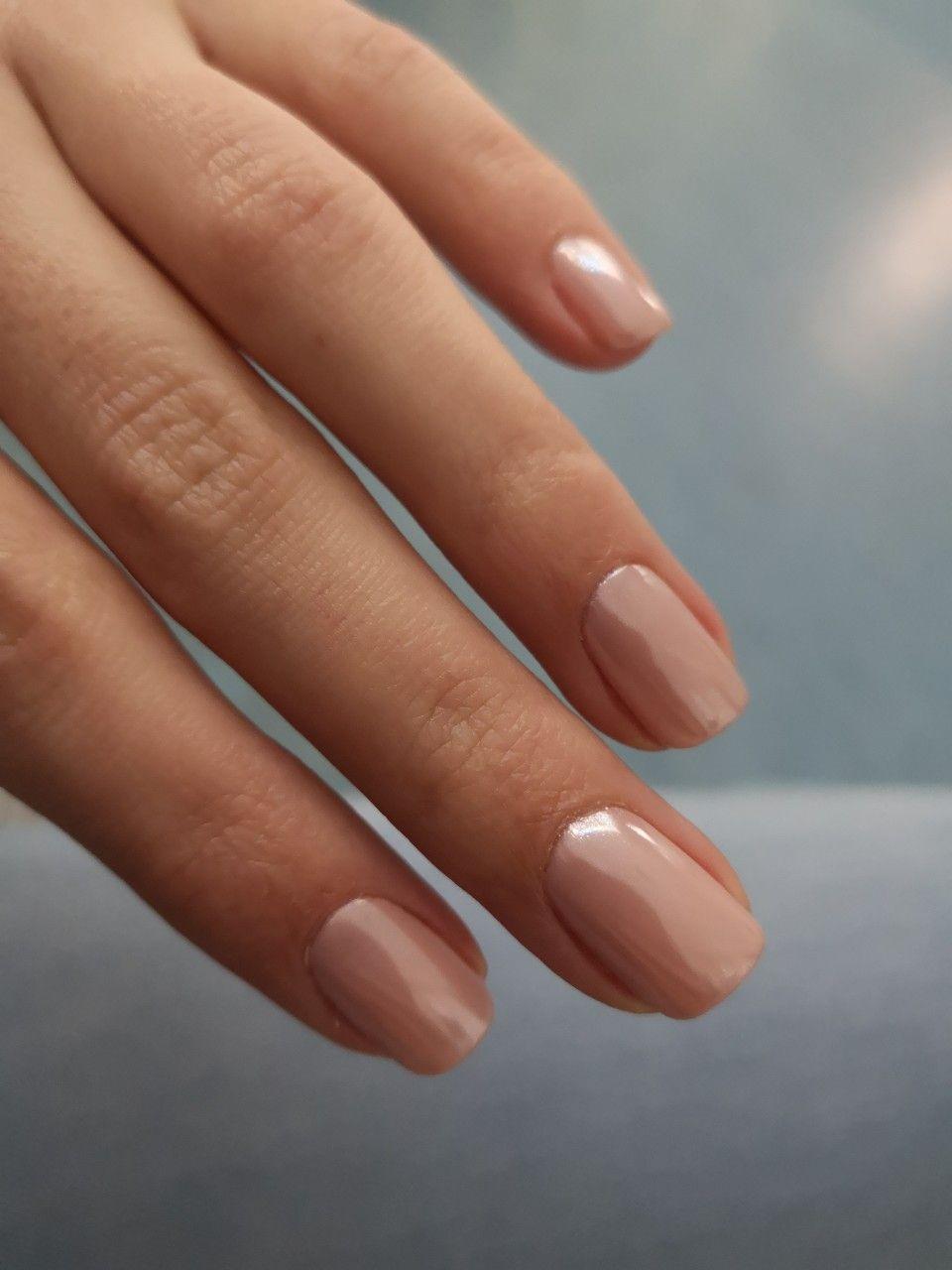 Natural Beautiful Nails Nails Simple Nails Beautiful Nails