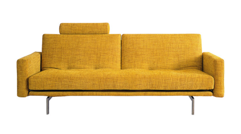 649 MCM Sofabed Yellow sofa Sleeper sofas and Modern