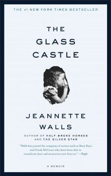 2006 - The Glass Castle by Jeannette Walls - The child of an alcoholic father and an eccentric artist mother discusses her family's nomadic upbringing, during which she and her siblings fended for themselves while their parents outmaneuvered bill collectors and the authorities.