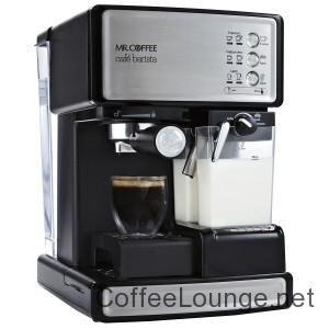 Mr Coffee Café Barista Espresso Maker With Automatic Milk Frother