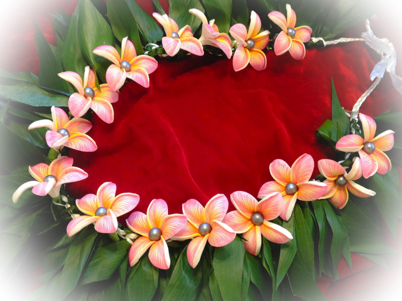 Pin by talianaflowers on fresh hawaiian leis pinterest hawaiian hawaiian haku lei izmirmasajfo