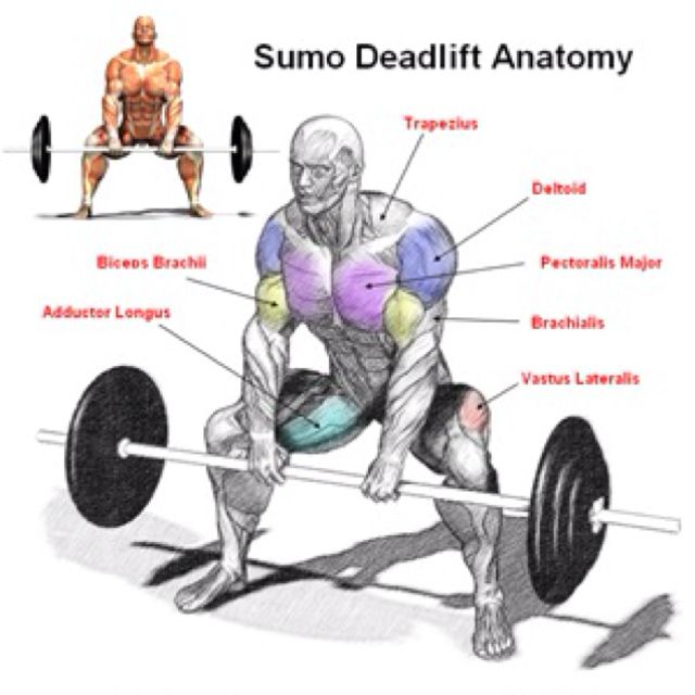 Get your sumo on! | JP - Body & Soul | Pinterest | Sumo, Workout and ...