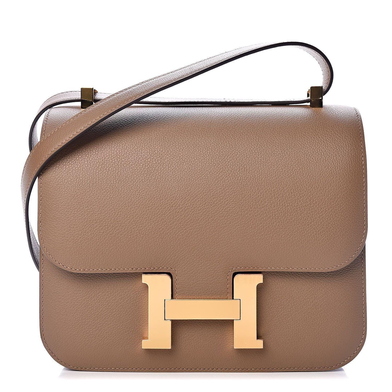 Hermes Constance 18 Bag In Evercolor
