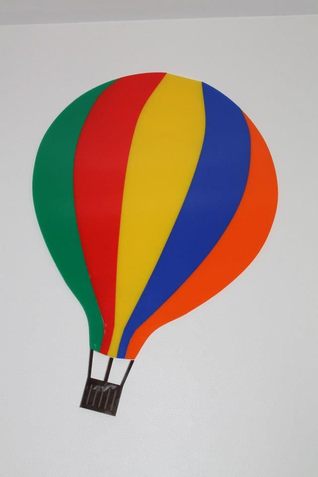 Acrylic balloons which decorate my daughters bedroom. Handmade and bespoke to you.  www.facebook.com/lovehelm2012