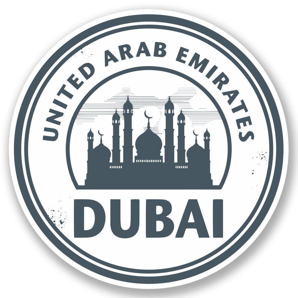 2 X Uae Dubai Vinyl Sticker Laptop Travel Luggage Car 5110 Ebay Home Garden Travel Stamp Vinyl Stickers Laptop Dubai [ 1024 x 1024 Pixel ]