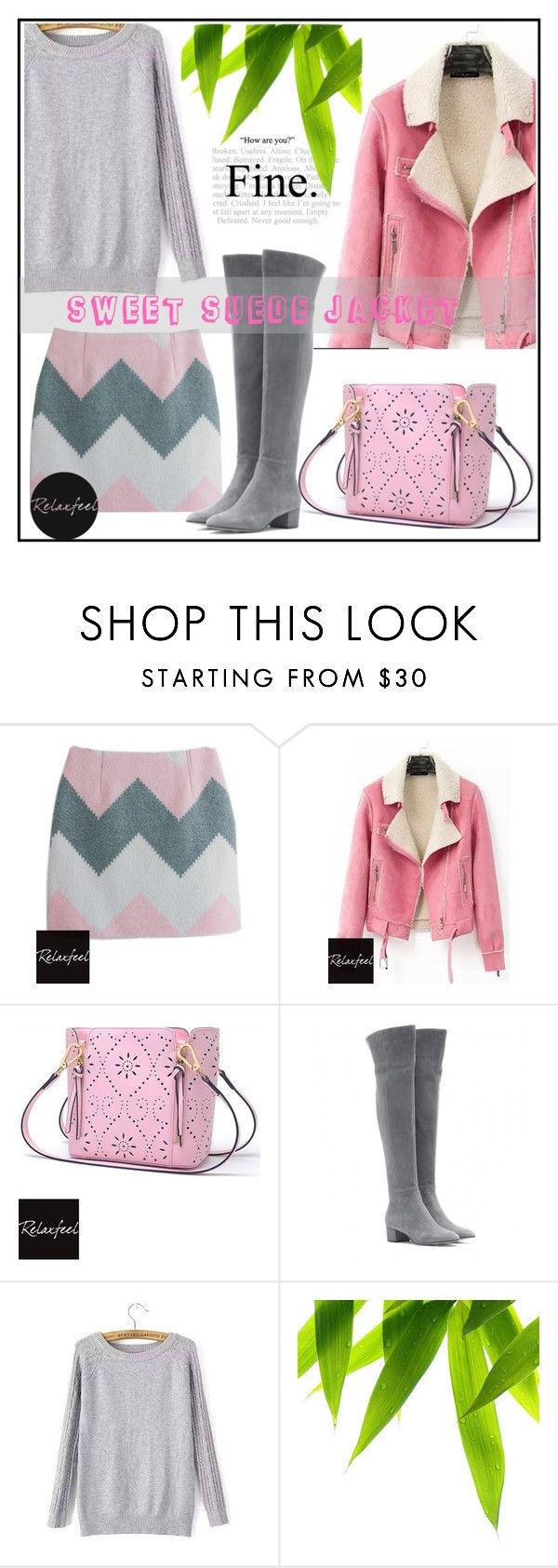 """""""RELAXFEEL 3."""" by allanaaa11 ❤ liked on Polyvore featuring Gianvito Rossi and Relaxfeel"""
