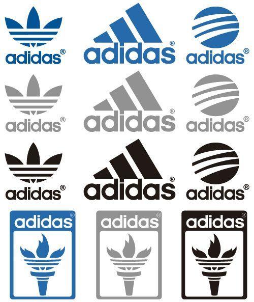 Logos de Adidas Vector