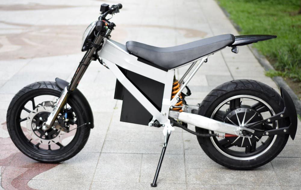 Powerful Diy E Bike Kit High Speed Enduro Electric Bike 100km H