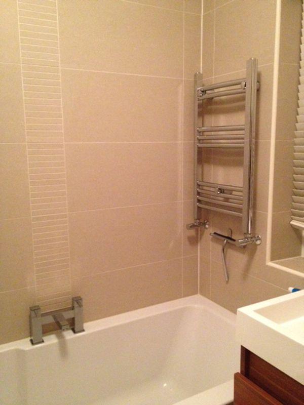 Preparing Walls For Tiling Introduction Bathroom Installation Bathroom Radiator Valves