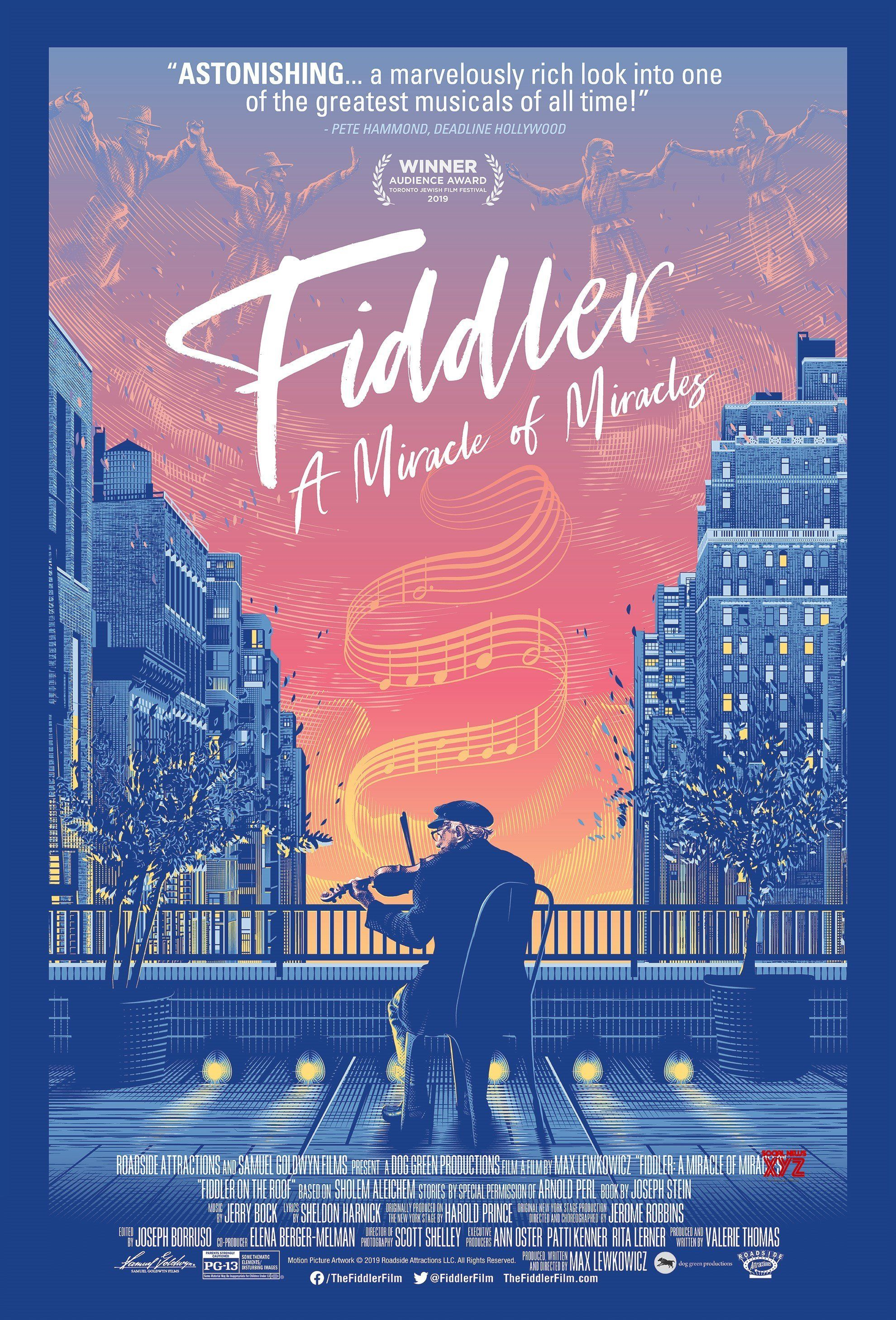 Fiddler A Miracle Of Miracles Movie Hd Poster Social News Xyz Free Movies Online Full Movies Full Movies Online