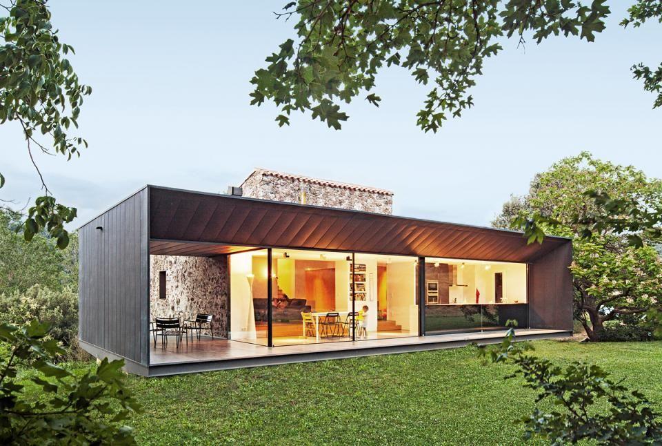 Hauser Award 2015 Die Besten Umbauten Schoner Wohnen Moderne Wohnarchitektur Architektur Haus Architektur