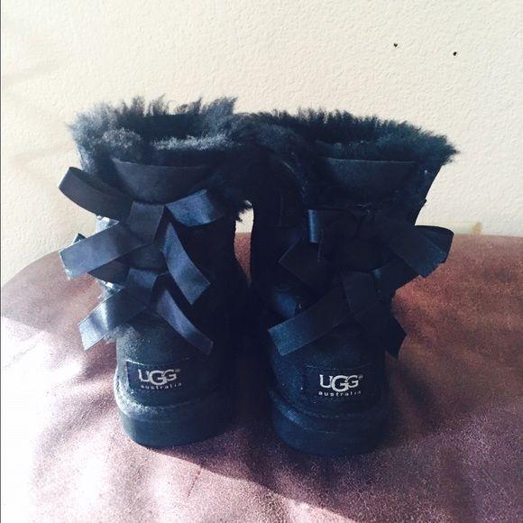 Girls ugg boots size 11 kids size