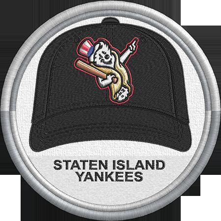 b23a2710fb8 Staten Island Yankees hat cap sports logo - New York-Penn League - Minor  League Baseball - MiLB - Created by Jackson Cage