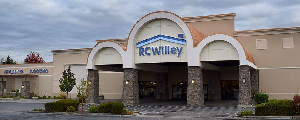 Boise S Best Furniture Is At Rc Willey In Meridian Id Cool Furniture At Home Furniture Store Home Theater Furniture