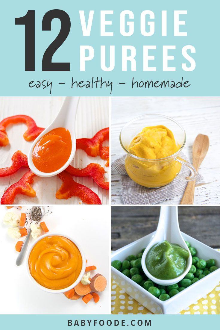 12 vegetable only baby food purees stages 12 baby food