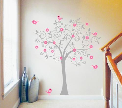 sierlijke boom van decosenz | ide dekorasi rumah, ruang