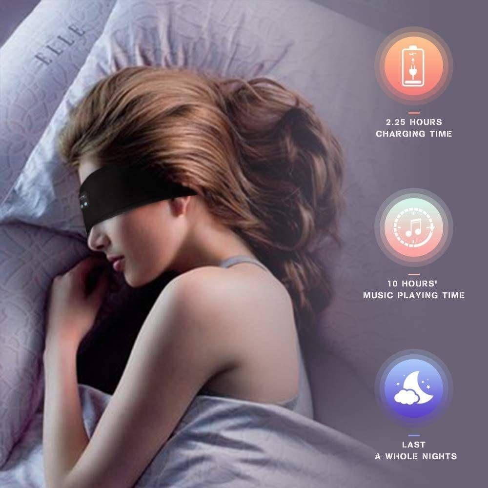 SleepBand - UltraSoft Bluetooth Sleep Headphones