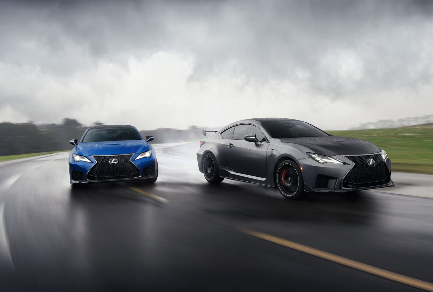 The 2020 Lexus Rc F Track Edition Refined Performance Lexus Lexus Lc Lexus Coupe