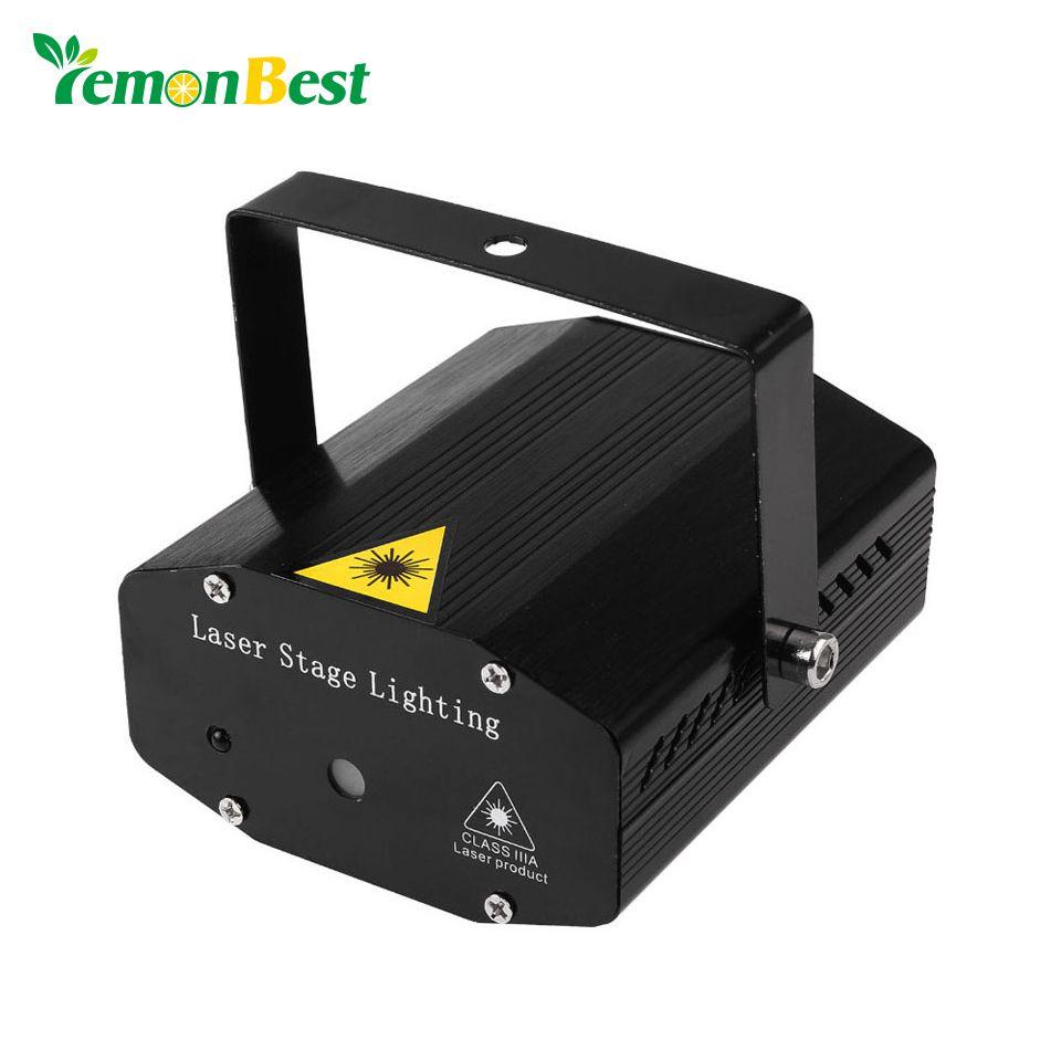 Mini Led Laser Pointer Disco Buhne Licht Muster Partei Beleuchtung Projektor Zeigen Ir Fernbedienung Rg Laser Projektor Lichter Commercial Lighting In 2019