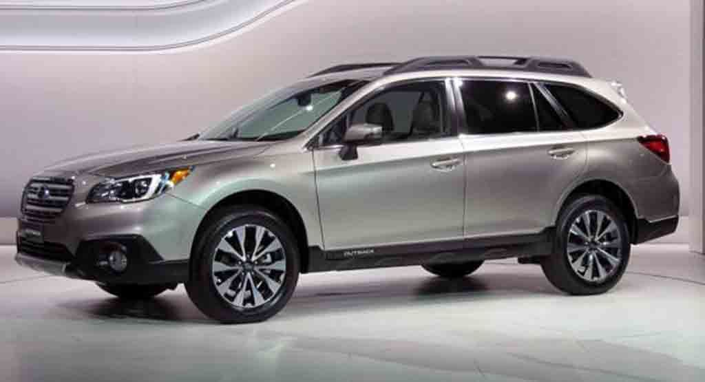 2017 Subaru Outback Stunning Review And Performance Bozbuz