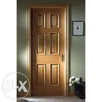 Wood Solid Panel Door Modern Look For Sale Philippines Find Brand New Wood Solid Panel Door Modern Look On Olx Panel Doors Modern Paneling