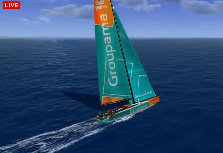 Livestreaming and live blogs from Volvo around the world yacht race... http://www.volvooceanrace.com/en/home.html