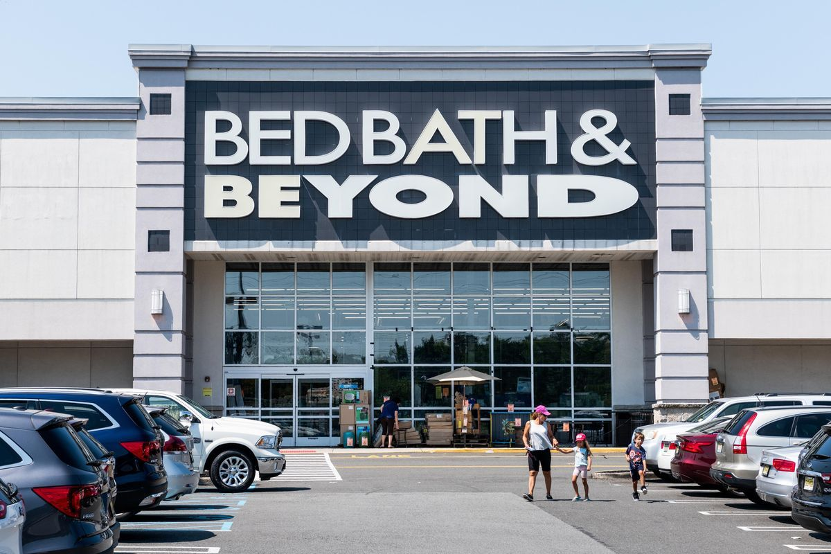 Bed Bath Beyond Is Damaged But Not Beyond Repair Bed Bath