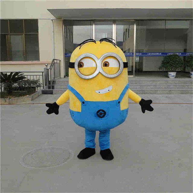 Minion Despicable Me (34 styles) Mascot Costume EPE Fancy Dress Outfit Adult & Minion Despicable Me (34 styles) Mascot Costume EPE Fancy Dress ...