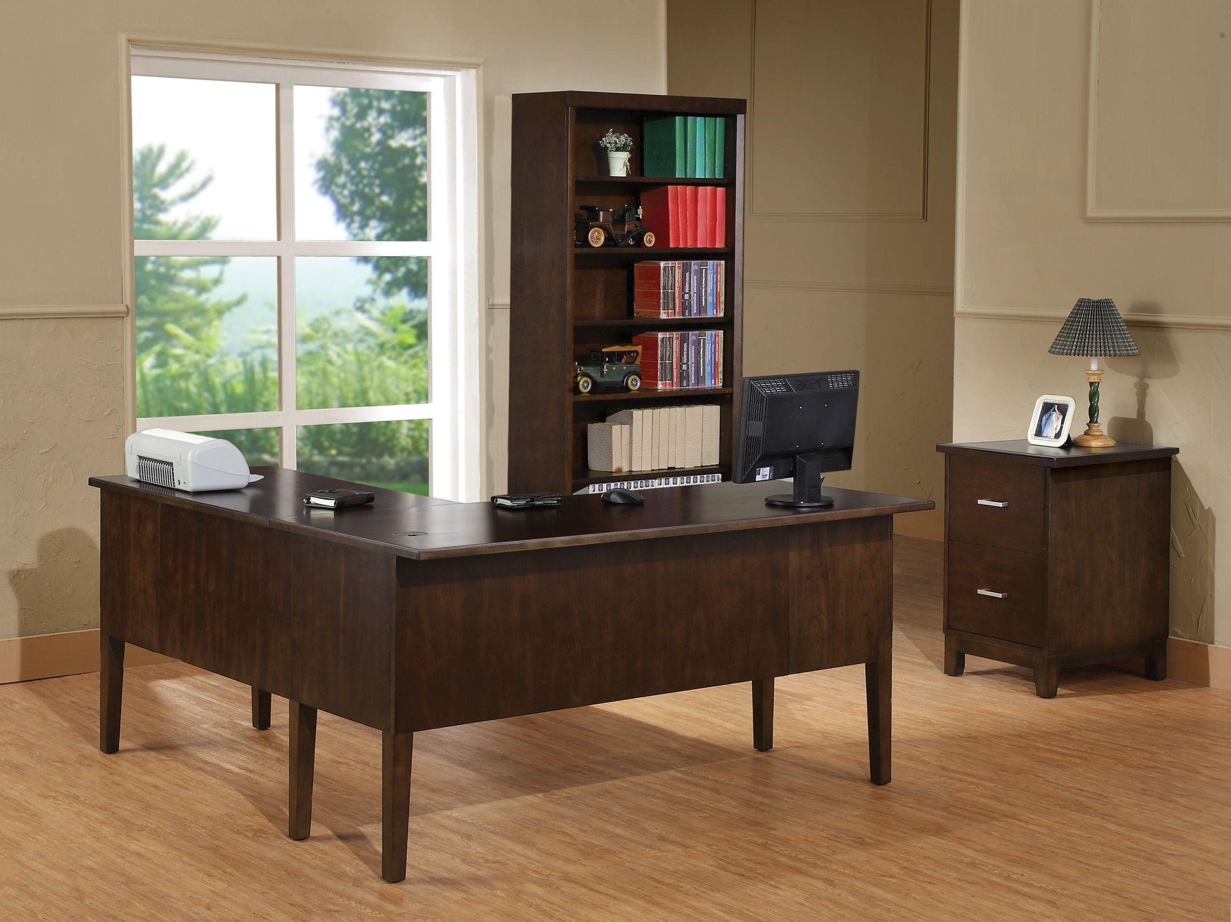 Concept L Shaped Computer Desk IKEA