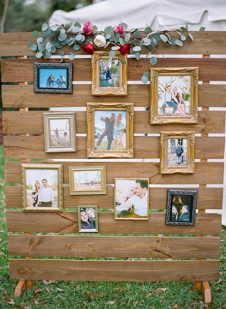 Colorful backyard wedding with versatile vintage charm -