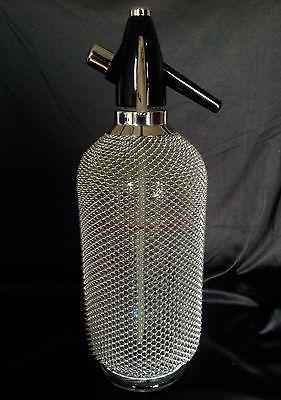 Gl Soda Siphon Seltzer Bottle