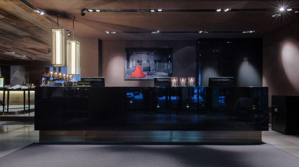 Das Design Hotel Zhero in Ischgl