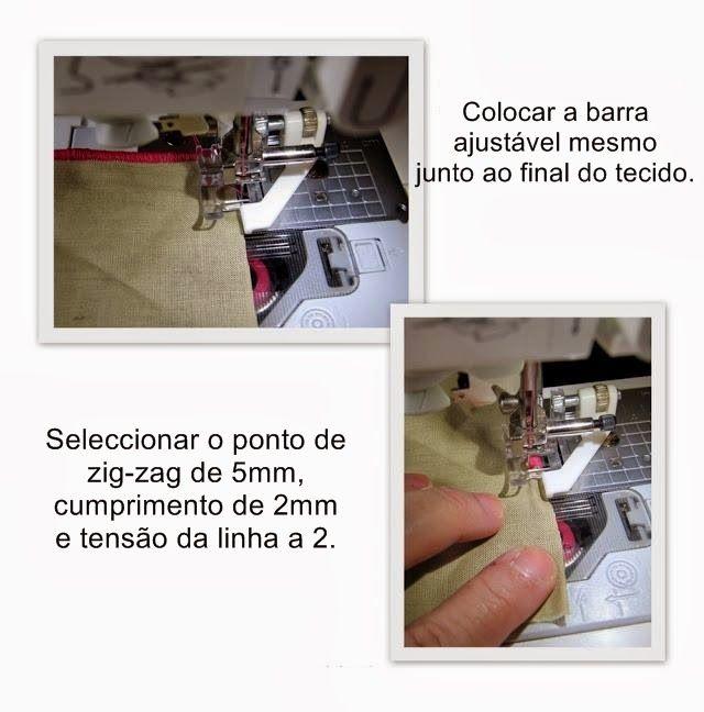 LOJA SINGER PORTO: Acessórios de Costura - Calcador de Bainhas Invisi...