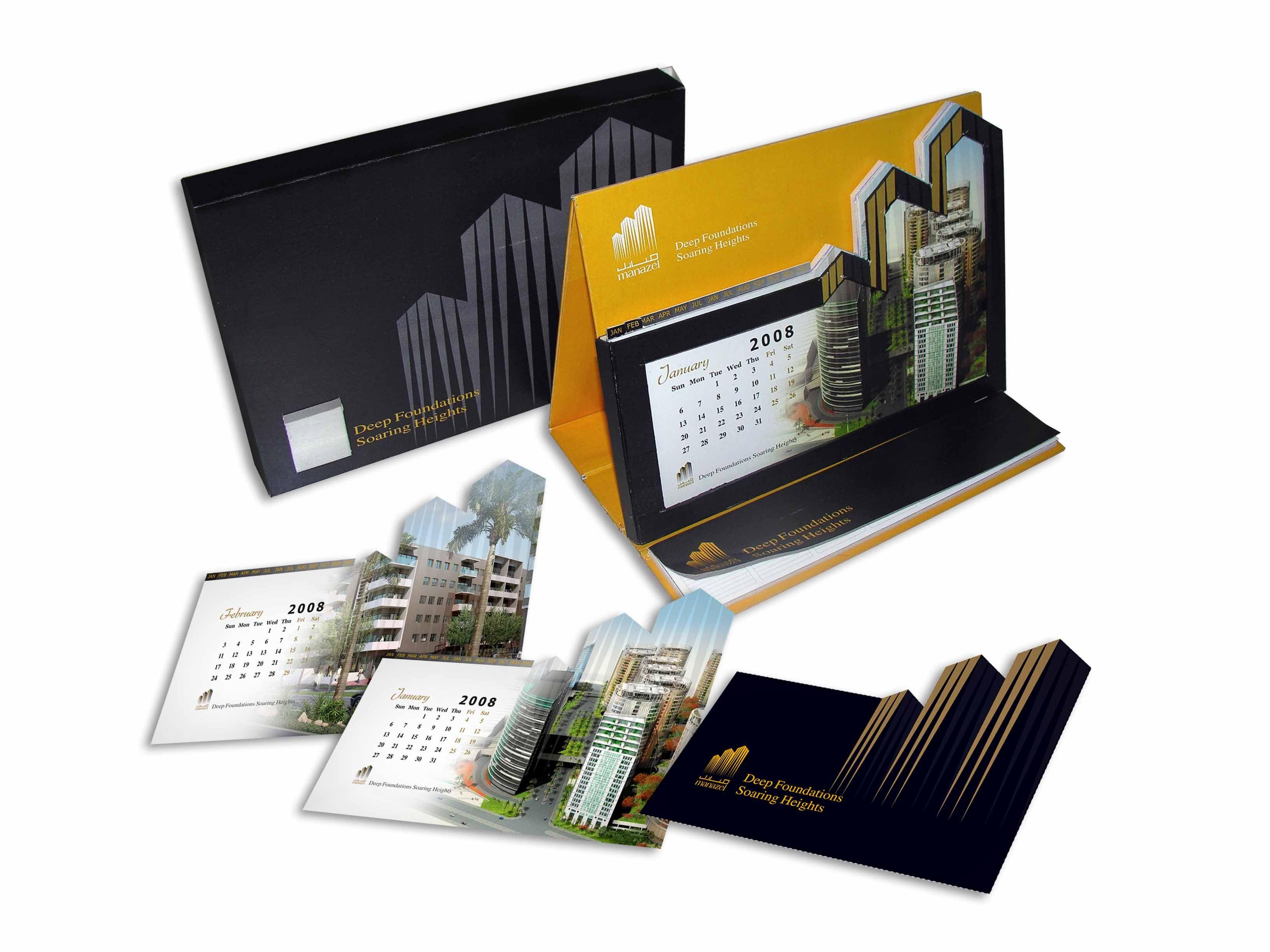 Image Result For Creative Desk Calendar Designs Table Calendar
