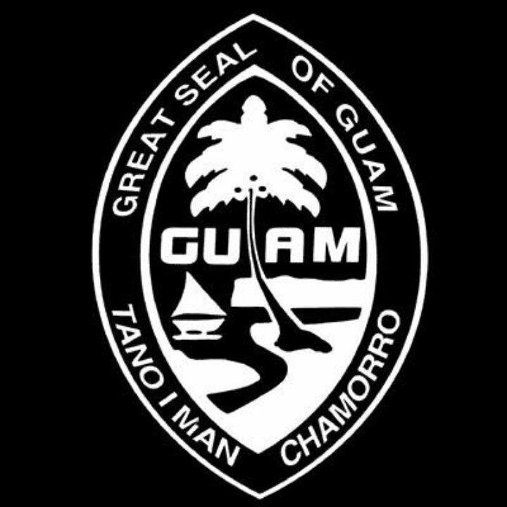 Guam Seal Guam Pitcairn Islands How To Memorize Things