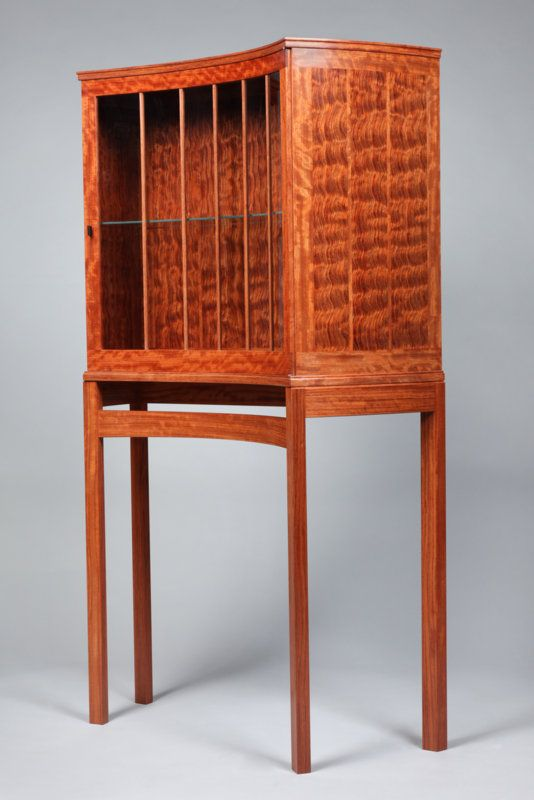 james krenov inspired bubinga wood cabinet by gary rawlins wow rh pinterest com