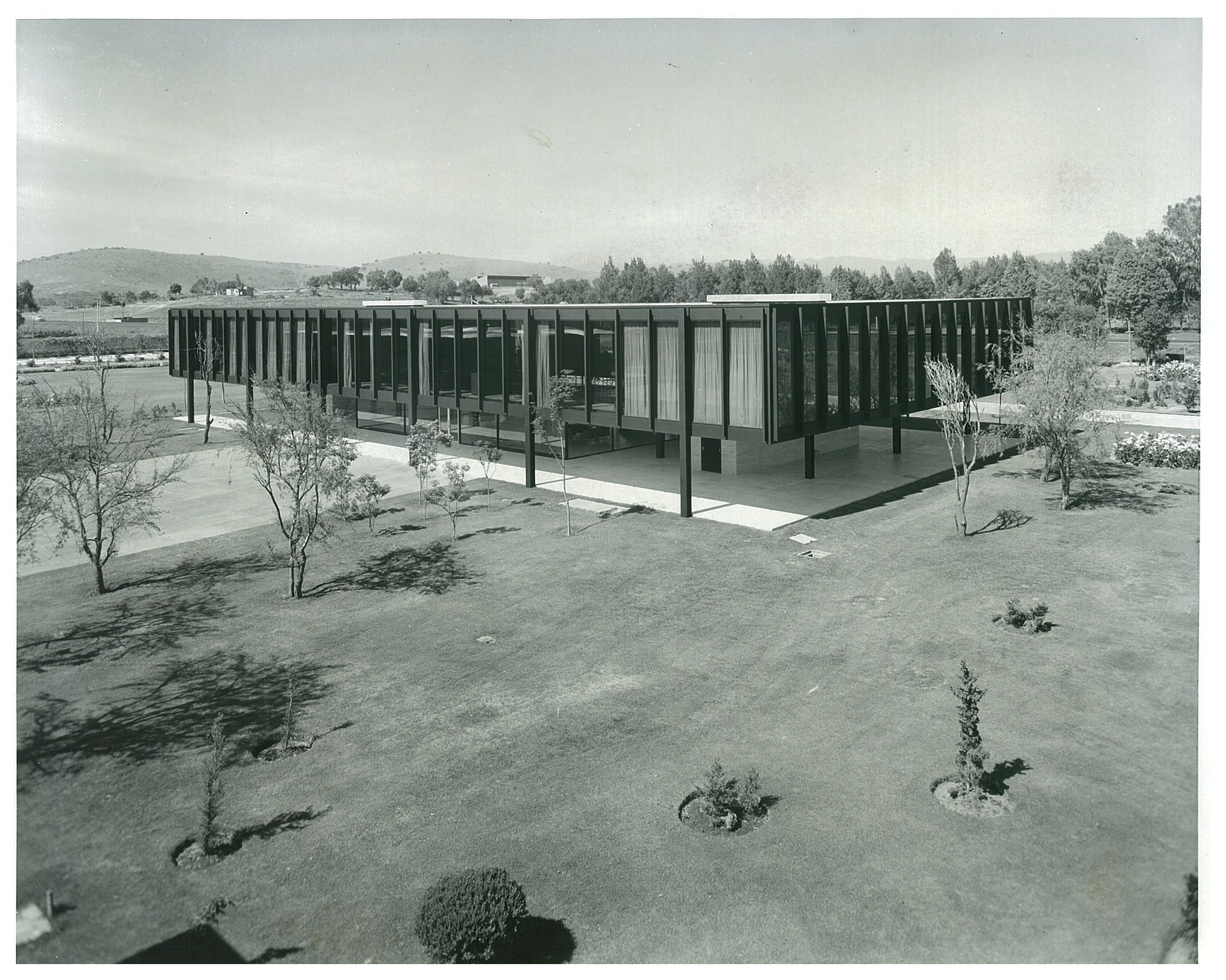 Bacardi Factory Mexico 1963 03 Cma - Projects