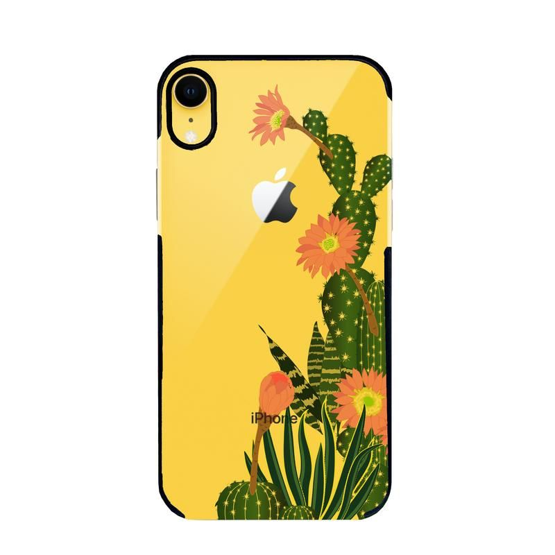 iPhone XR Case Desert Blossom Floral iphone case