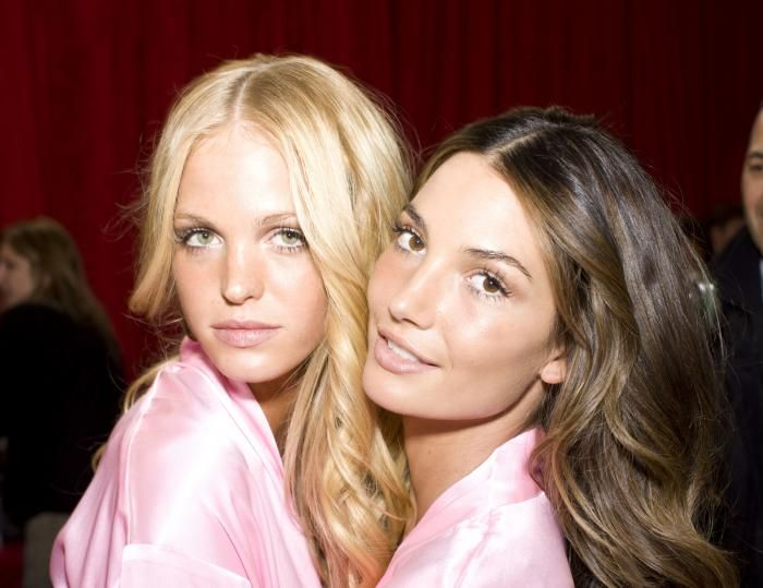 How to Do Your Makeup Like a Victoria's Secret Model {video}