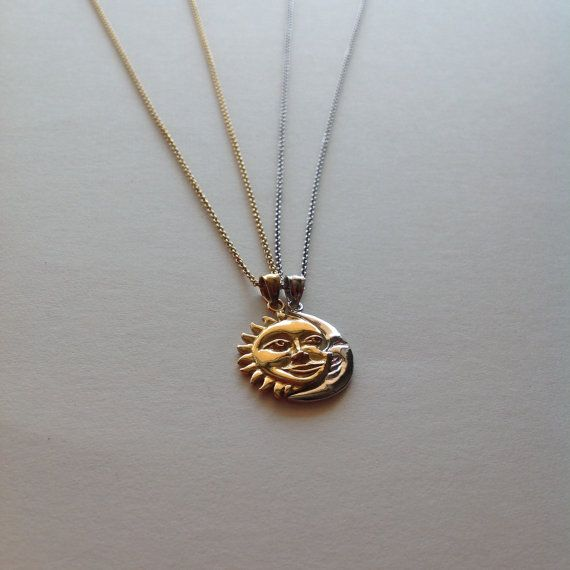 23+ Sun and the moon jewelry viral