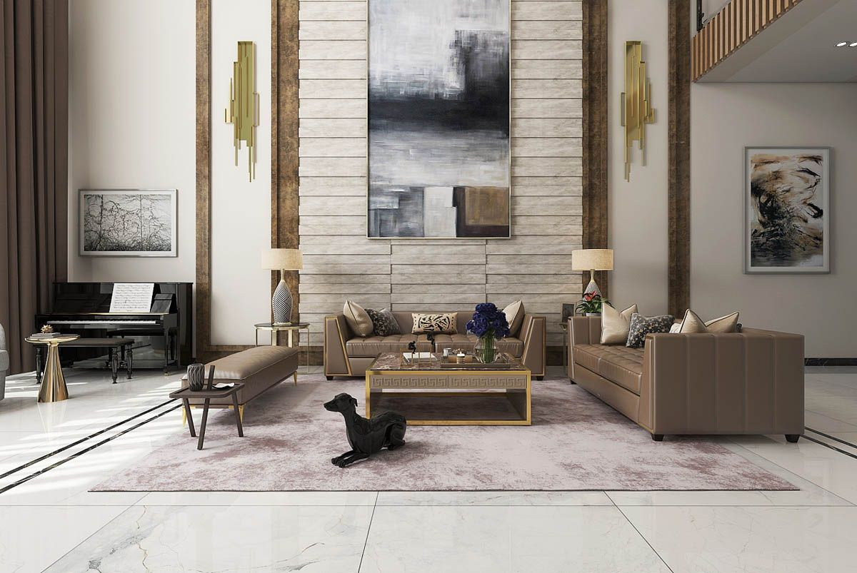 Modern Asian Luxury Interior Design Modern Interior Design
