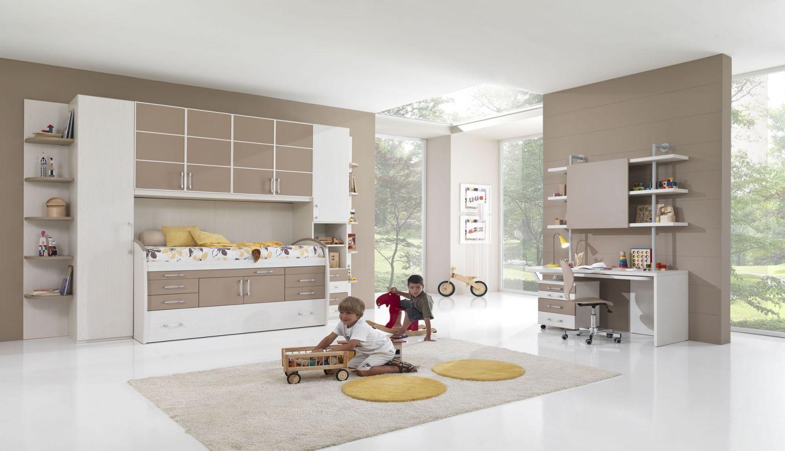 Design camera da letto ragazzi: camere da letto per bambini ...